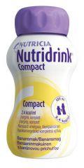 NUTRIDRINK COMPACT BANAANI X4X125 ML