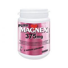 Magnex puru 375 mg 120 tabl