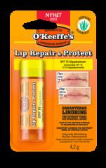 O Keeffes Lip Repair Protect & SPF 15 4,2 g