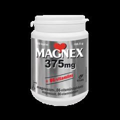Magnex 375 mg + B6-vitamiini 180 tabl