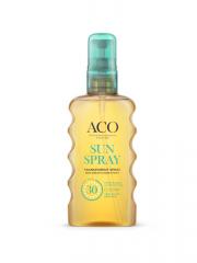ACO SUN Transparent Spray NP 175 ML