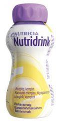NUTRIDRINK BANAANI X4X200 ML